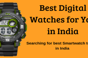 6 Best Digital Watches in India