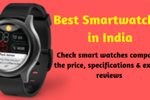 6 Best Smartwatches in India