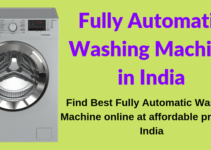 6 Best Washing Machine in India Fully Automated