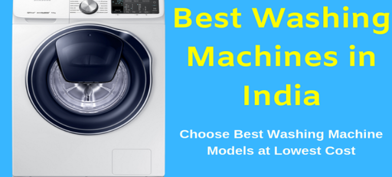 6 Best Washing Machines in India