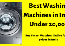 Best Washing Machines in India Under 20,000