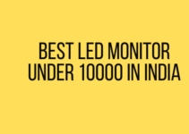 Best Led Monitor Under 10000 in India