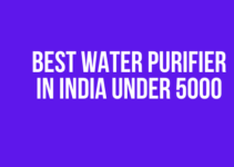 Best Water Purifier In India Under 5000