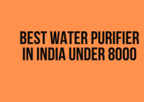 Best Water Purifier in India Under 8000